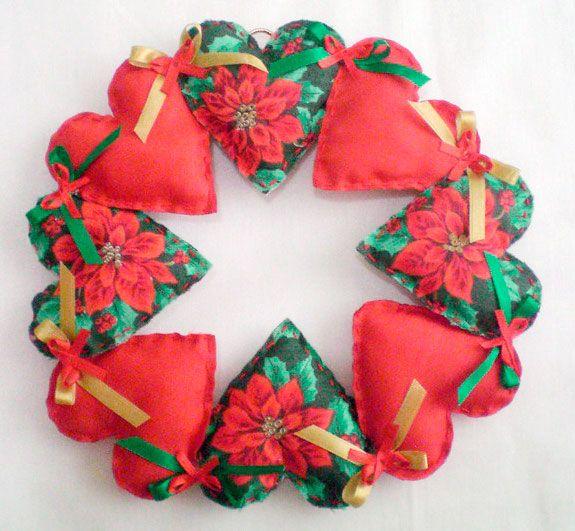 Decoração de Natal: 17 guirlandas lindas - Casa