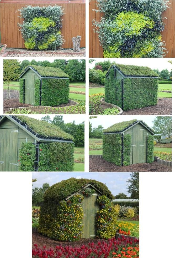 Modular System From The Uk Vertical Gardens Pinterest