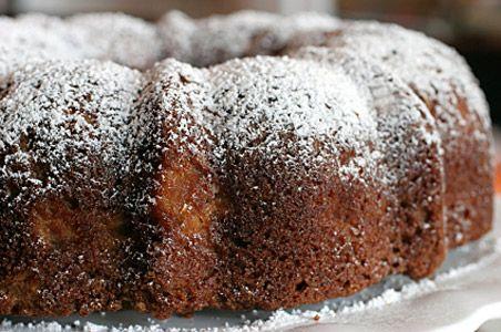 Coffee Ginger Cake - Recipe Link: http://www.supermarketguru.com/index ...