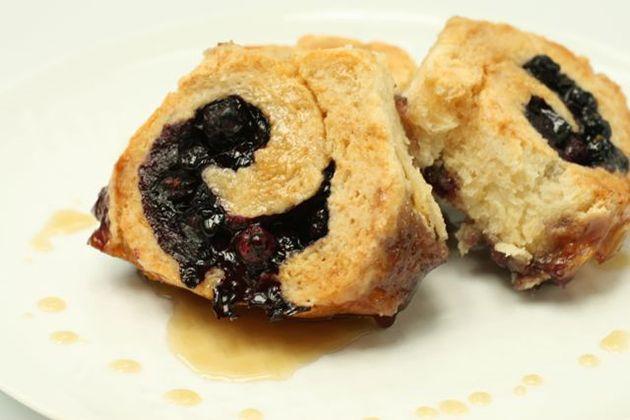 Maple Blueberry Scones | Kitchen Creations | Pinterest