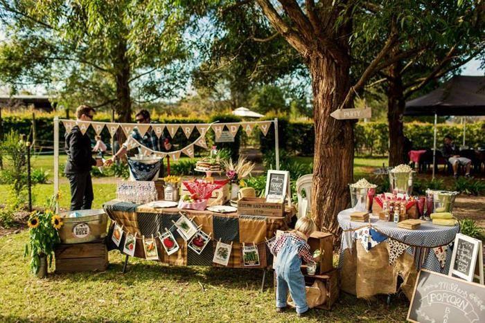 Farm themed birthday party via kara s party ideas