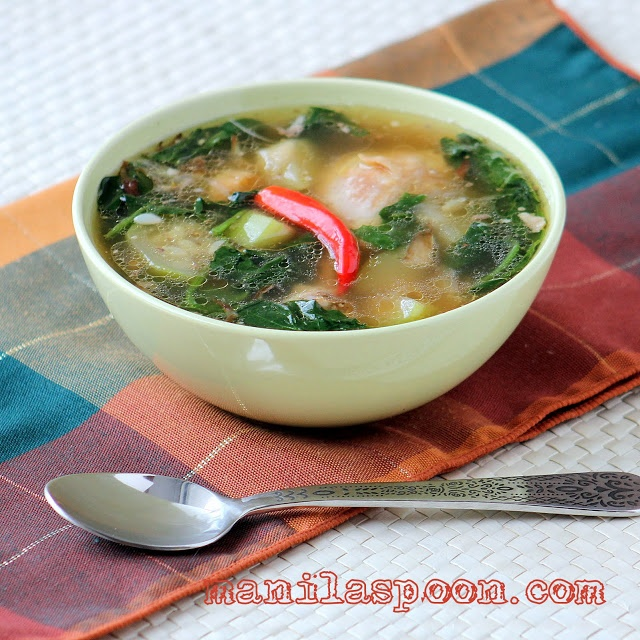 ... Squash and Ginger Chicken Soup)- use chayote squash as a substitute