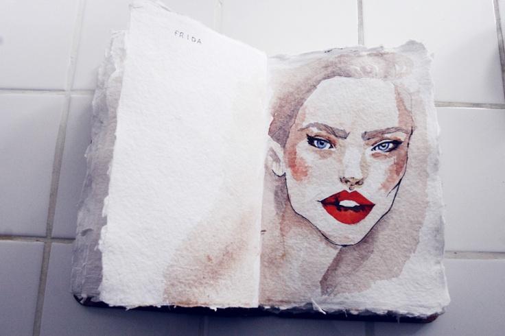 Frida by Kimberly Gordon