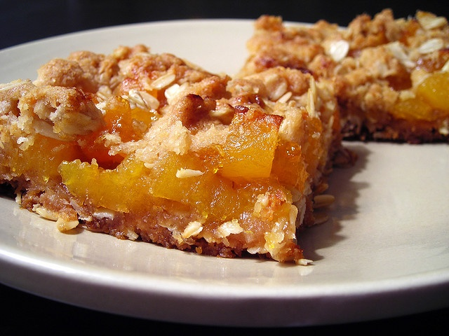 Apricot bars | cookies, brownies and bars | Pinterest