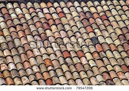 Roof Tile Old English Roof Tile