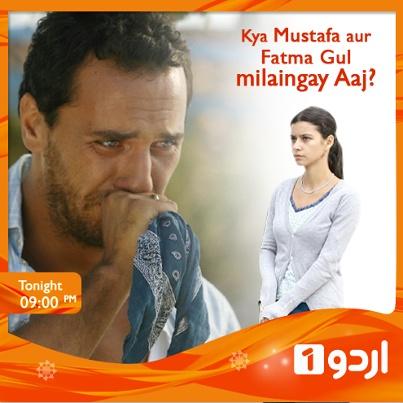 Kya Mustafa aur FatmaGul ka aaj hoga aamna saamna?