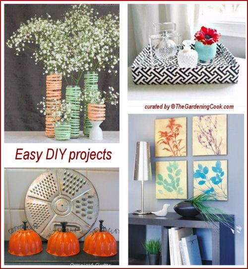 easy diy craft projects