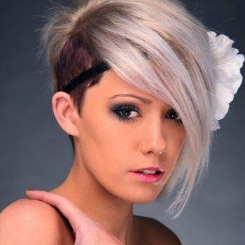Undercut Hairstyle Women Women's undercut hairstyles