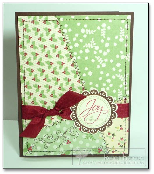 Quilted Christmas   kth