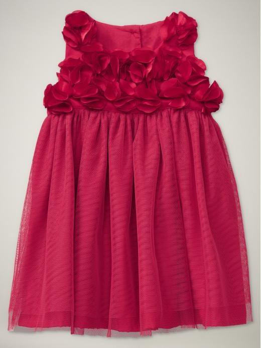 Baby Gap dress - Christmas dress for Bunny?