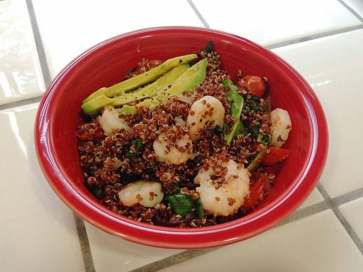 Loaded Quinoa Bowl Recipes — Dishmaps
