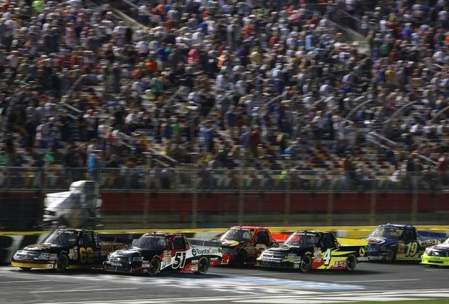 WATCH Live Streaming NASCAR Camping World Truck Series NC Education ...