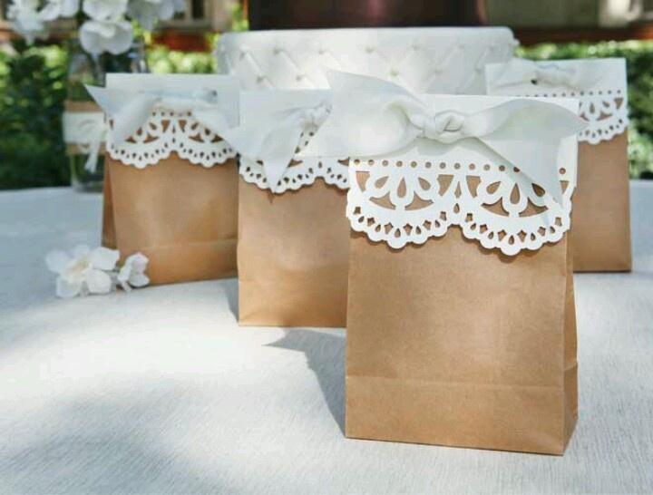 Favor Candy Bar Bag