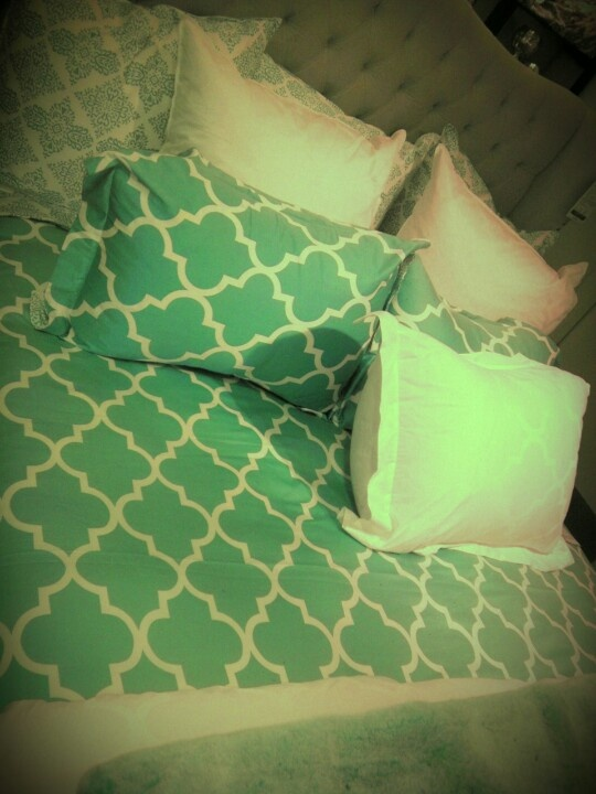 Mimosa bedding...yes, please! #zgallerie