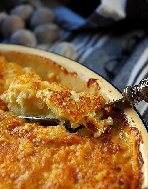 Sweet Potato Gratin   South African food   Pinterest