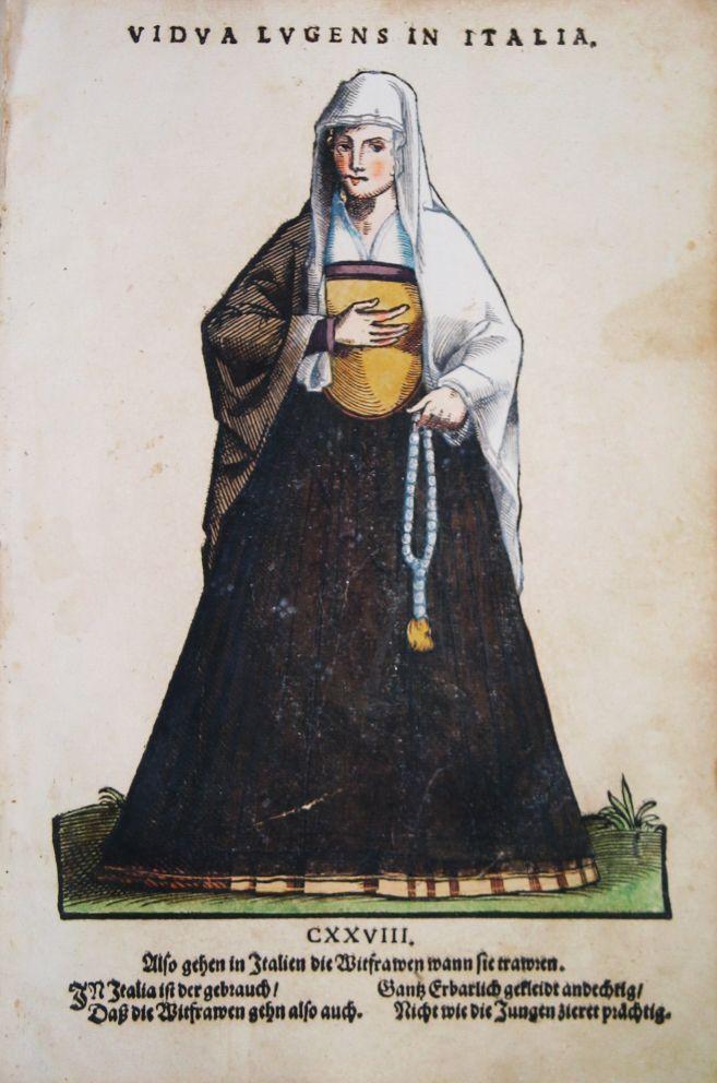 ITALIEN / ITALY KOSTÜME COSTUMES WEIGEL 1577 | eBay