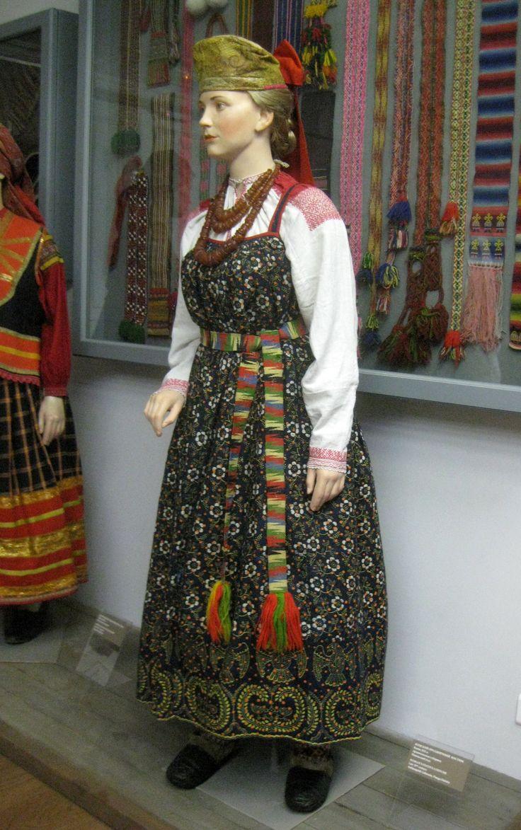 Особенности национального русского костюма  МатроныRU