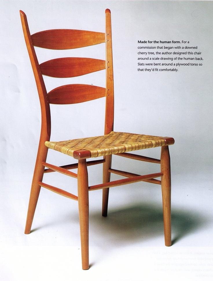 brian boggs ladderback chair furniture pinterest