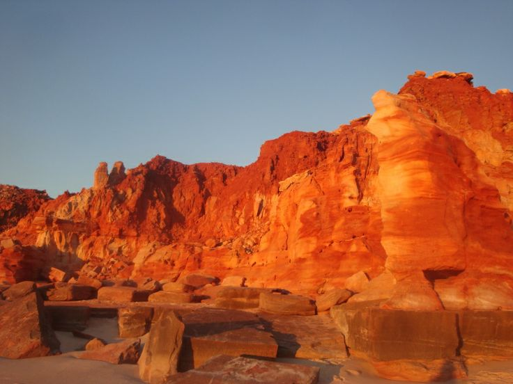 Red Cliffs Australia  city photos : Red Cliffs at Kooligaman at sunset