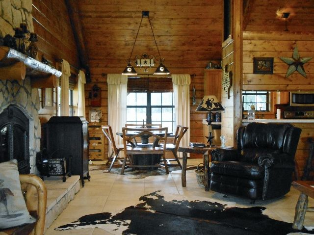 Texas star western ranch style home for the love of for Western ranch style homes