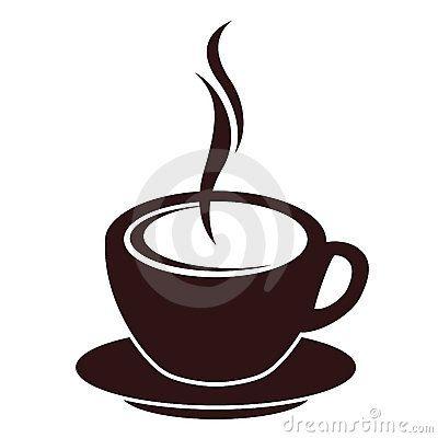 coffee mug silhouettes - Google Search | Coffee | Pinterest