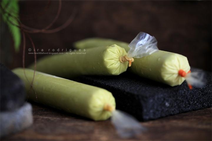 Avocado ice pops | sugar rush | Pinterest