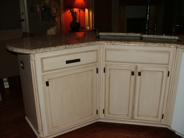 cream kitchen cabinets chocolate glaze quicua com