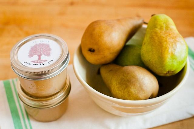 pear vanilla jam | Sweet Tooth | Pinterest
