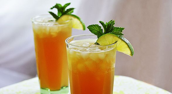lime tea need to try this i love the caribou mint lime sparkling tea ...