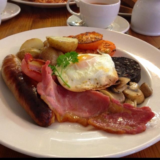 Full English Breakfast - Perfection :) | Food | Pinterest