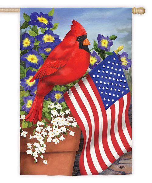 cardinals flag