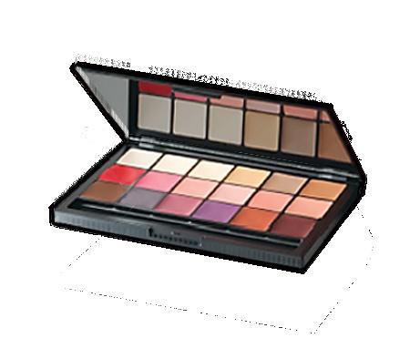 I want this!! Ben Nye Media Pro HD Cream Contour - 18-color Palette
