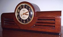 A Revere Clock with Westminster Chime (1936)