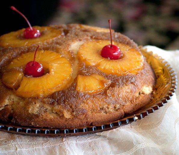 Pineapple Upside Down Cake | Cakes | Pinterest
