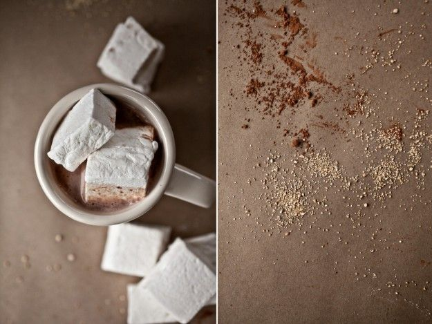 Maple hot cocoa | Chocolate -- bonbons - truffles - pralines - bucke ...