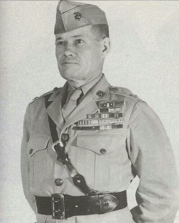 Chesty Puller | Military Honor & Information Hoo-Rah ...