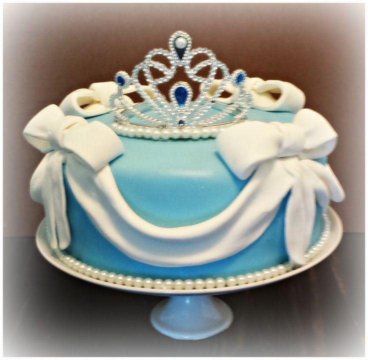 Cinderella Cake Cakes Pinterest