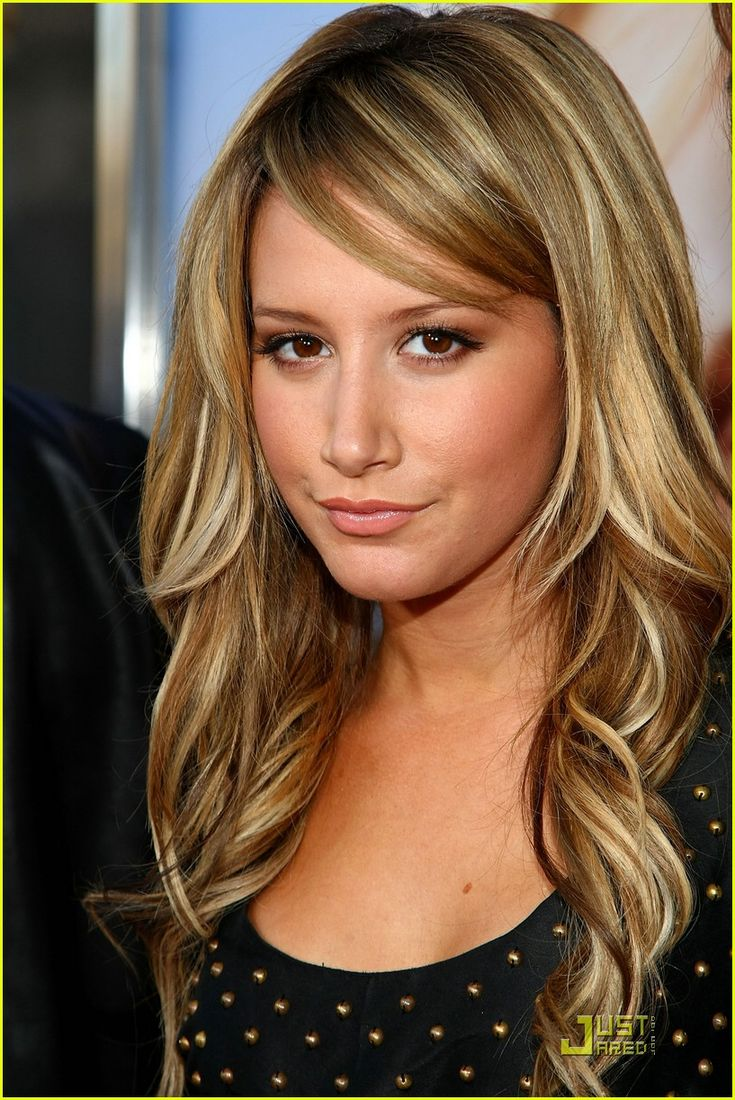Ashley Tisdale Hair Blonde Highlights And Brown Lowlights  Hair  Pinterest