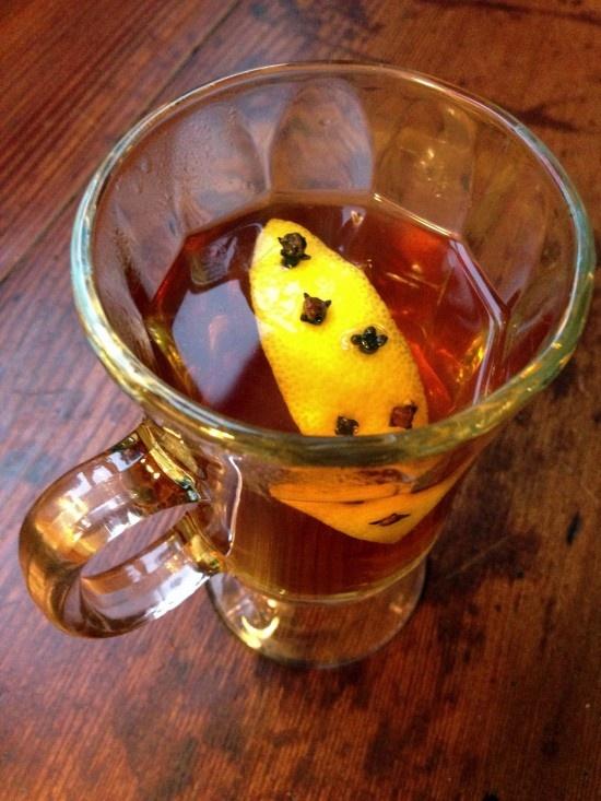 Chamomile Honey Hot Toddy | Recipes- Drinks/Sauces/Seasoning | Pinter ...