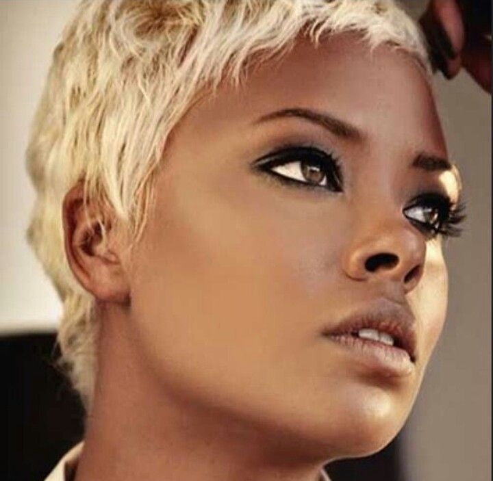 Hairstyles For Short Dead Hair : Short Hair Styles For Black People How To Grow Damaged African ...