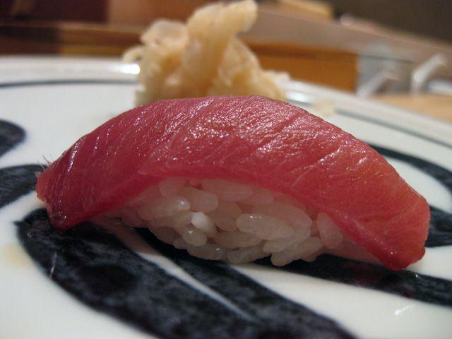 Bluefin tuna sushi - photo#10