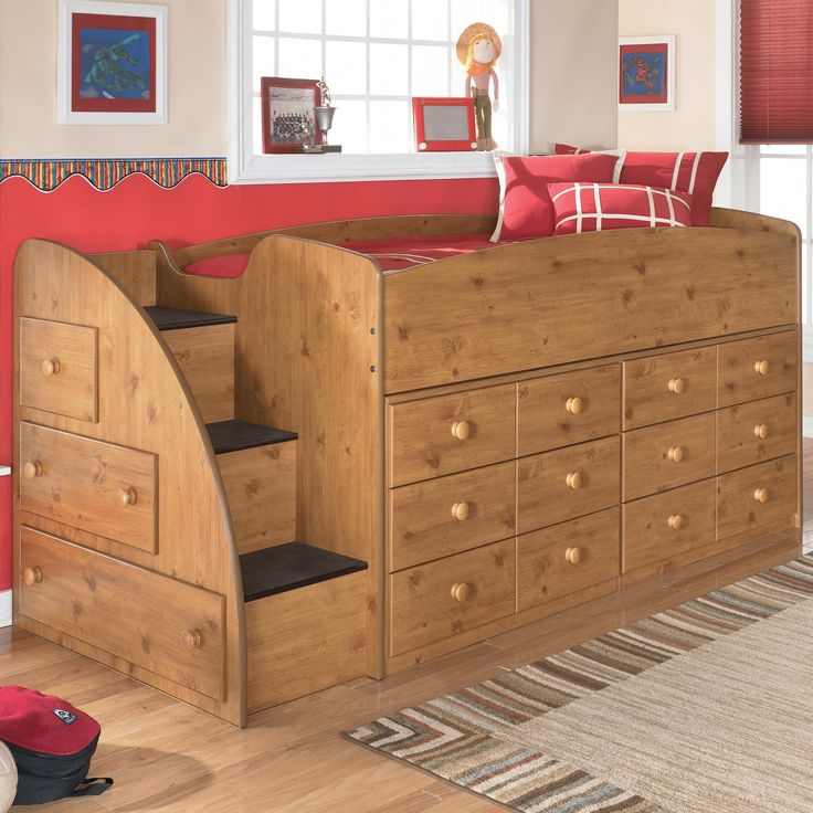 Ashley Furniture Stages Twin Loft Bed