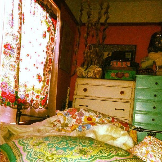 Gypsy Bohemian Bedroom Bedroom Pinterest