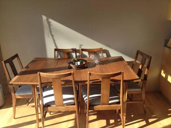 Mid Century Dining Table : dc9f65a2e6b9b4b80b4ef74a49936e5c from www.pinterest.com size 600 x 450 jpeg 33kB