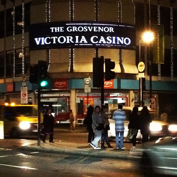 The vic london casino casino coeur dalene