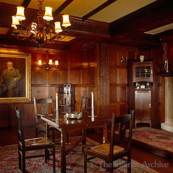 Pin by barbara bashaw on dollhouse dining rooms pinterest for Edwardian dining room ideas