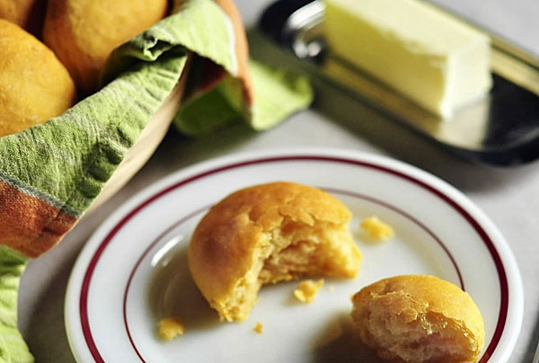 Sweet potato dinner rolls   Bread/Rolls/Muffins and scones   Pinterest