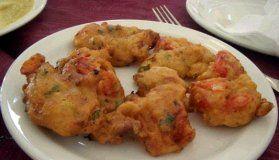 Tomato Fritters | Eat Well | Pinterest