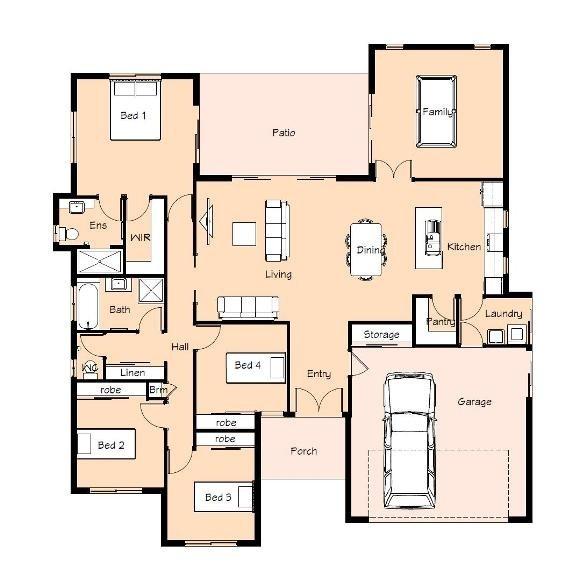 Cavalier Homes Heartwood Floor Plans Pinterest