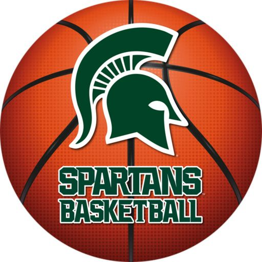 Michigan State Spartans Basketball - 46.5KB